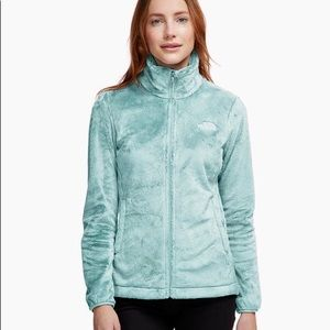 North Face Osito Jacket in Blue Frost